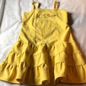 Splash kids dress